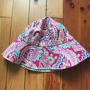 Vera Bradley Reversible Sun Hat